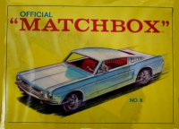 Matchbox toy