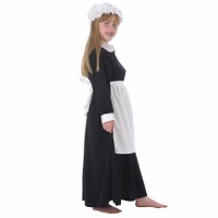 Elsie: Victorian or Edwardian Parlour Maid costume