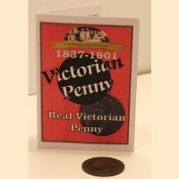 Real Victorian Penny